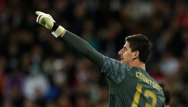Thibaut Courtois breaks Keylor Navas record at Real Madrid
