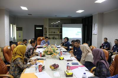 Pemerintah Provinsi Lampung Gelar Rapat Terkait Program JKN-KIS Tahun 2020