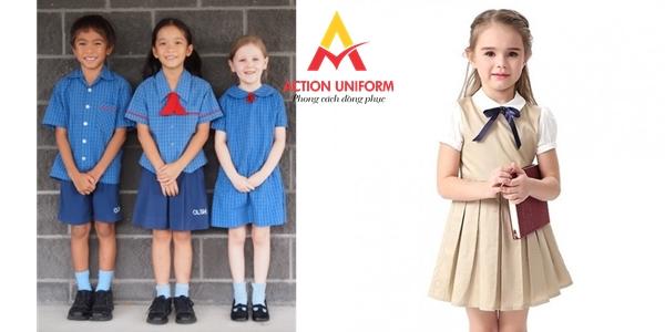 Mẫu đồng phục tiểu học 10