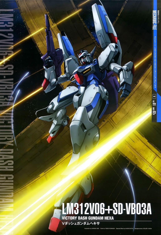 Victory Dash Gundam