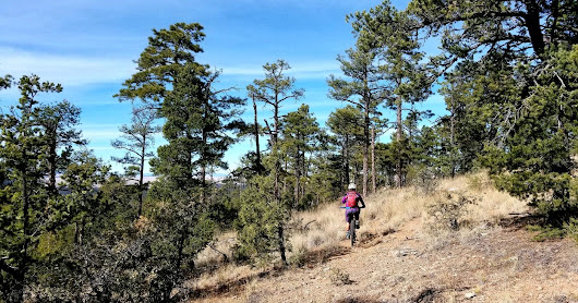Exploring the Black range CDT, northern Gila mountains