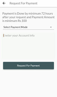 ShareDost App Refer and earn paytm cash