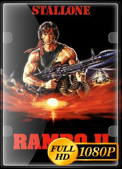 Pelicula Rambo 2 (1985) FULL HD 1080P LATINO/INGLES Online imagen