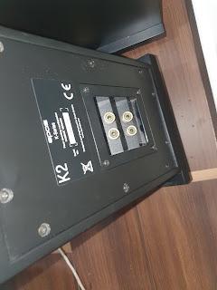 Epos K2 Floorstand speaker (Used) 20201023_152207