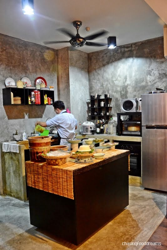 CHASING FOOD DREAMS: Chyuan's Tiffin Underground Supper Club