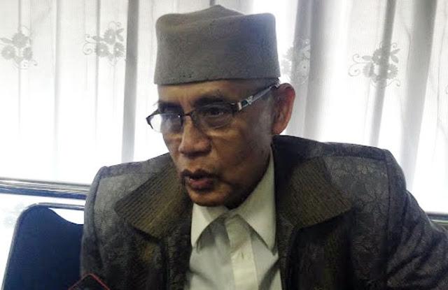 Anton Digdoyo: Rezim Jokowi Jangan Gagal Paham Soal Bendera Tauhid
