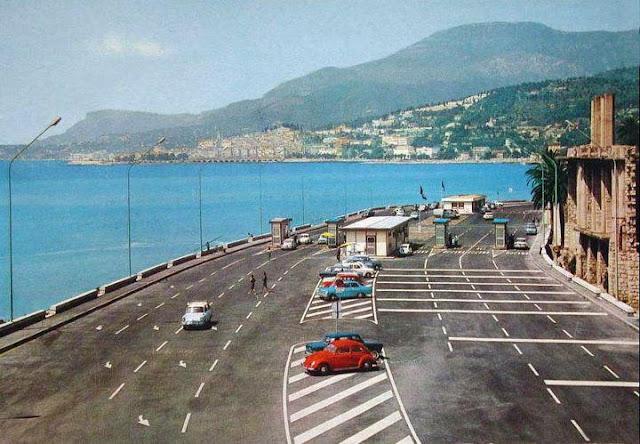 Ventimiglia negli anni '60