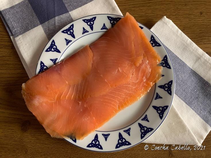 salmón-ahumado