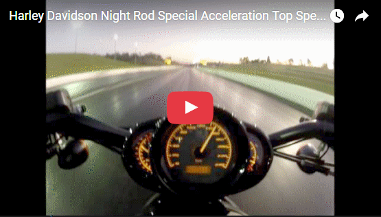 Globall: Harley Davidson Night Rod Special Acceleration Top Speed ...