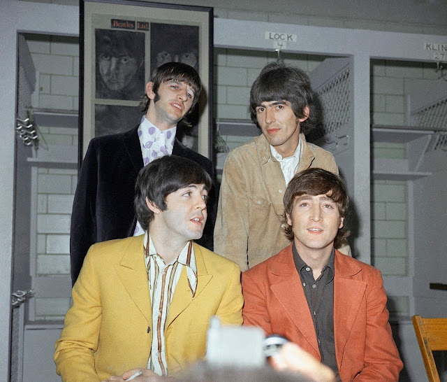 The Beatles Style Guide: Part Five 1965 - 1966