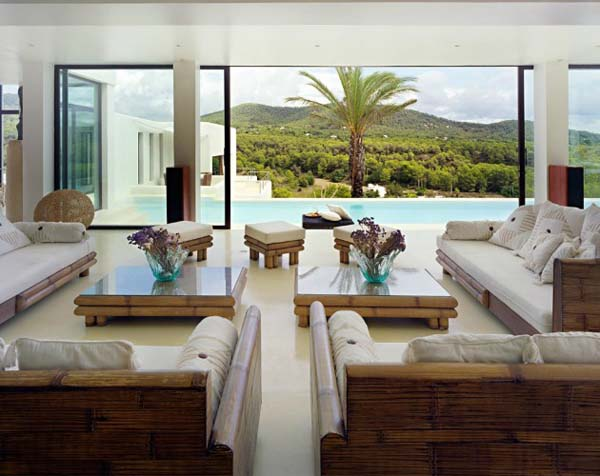 droom design casa jondal op ibiza. Black Bedroom Furniture Sets. Home Design Ideas