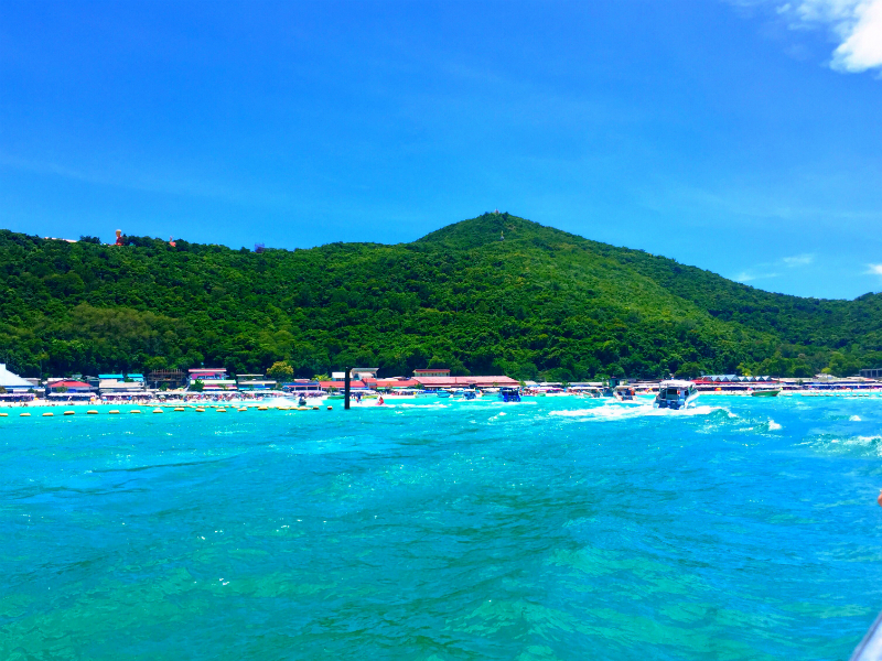 Things to do at Coral Island in Pattaya, Thailand