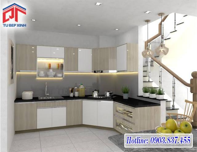 Tủ bếp được ưa chuộng nhất, tủ bếp đẹp, tủ bếp tiện dụng, tủ bếp siêu tiện nghi