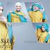 Tutorial Hijab Turban untuk Acara Pesta