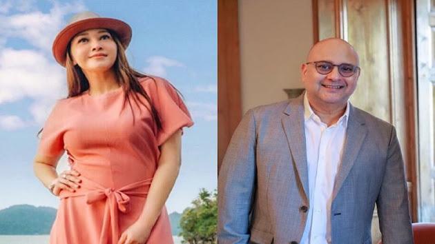 Lagi-lagi Perlakukan Maia Estianty Bak Ratu hingga Kesengsem, Irwan Mussry Kepergok Unggah Foto dan Ucap Rasa Syukur Gegara Ditemani Istri Saat Kerja, sang Musisi: Gantengku!