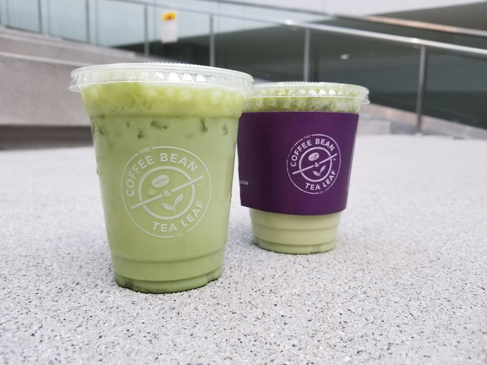 Just Tried Coffee Bean's New Matcha and Matcha Horchata Lattes