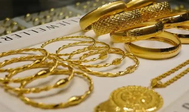 سعر الذهب في تركيا اليوم الأربعاء 30/12/2020