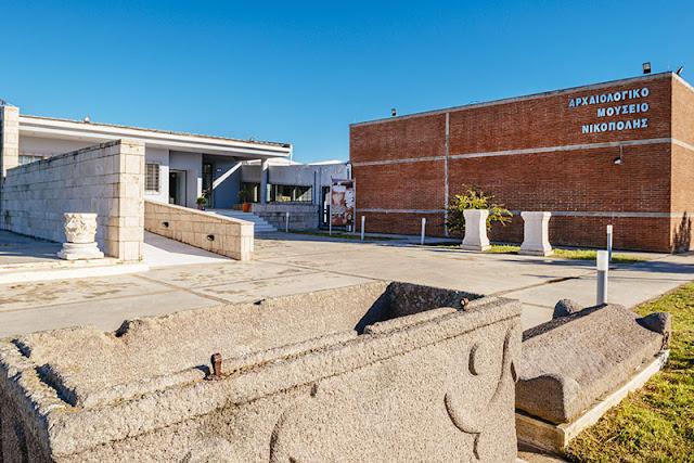 Το Αρχαιολογικό Μουσείο Νικόπολης -και ο αρχαιολογικός χώρος Νικόπολης- είναι ένα από τα ελληνικά μουσεία που βραβεύθηκαν από το Tripadvisor με το βραβείο Travelers' Choice 2020.