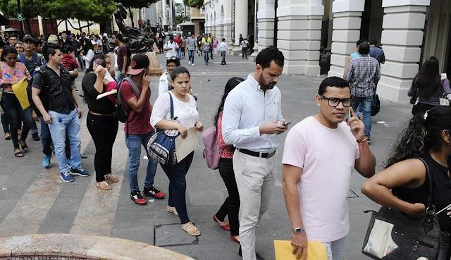 se dispara el desempleo en el país
