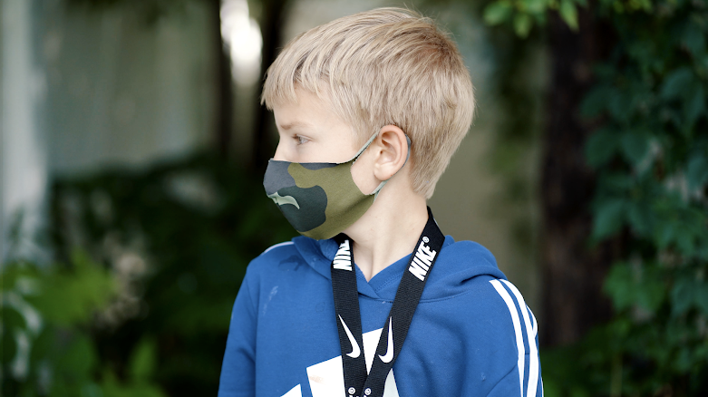 Covid 19 mask for kids