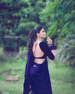 Jabardasth Fame Varsha HOTTEST Photoshoot Ever