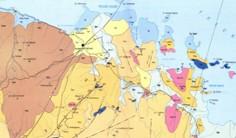 Peta Geologi Sumbawa