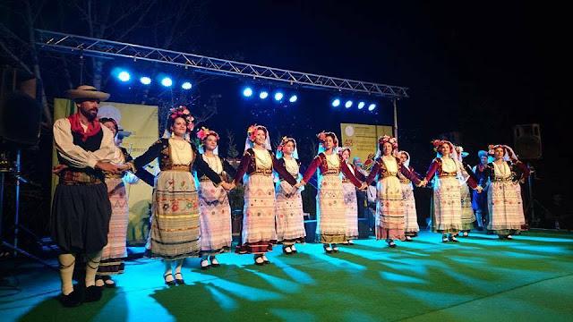 Ετήσια χορευτική επίδειξη όλων των τμημάτων του Λυκείου Ελληνίδων Άργους