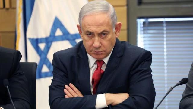 Netanyahu, en cuarentena por posible contagio del letal COVID-19