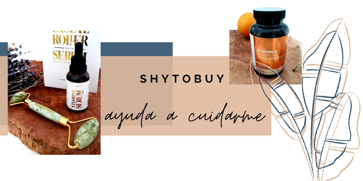 SHYTOBUY AYUDA A CUIDARME