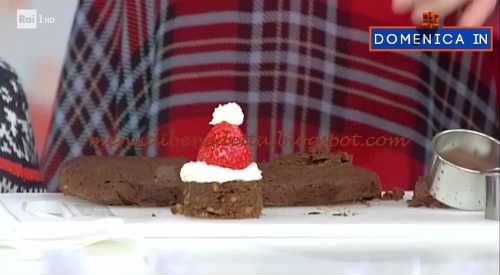 Domenica In - Cappellini di Babbo Natale ricetta Parodi