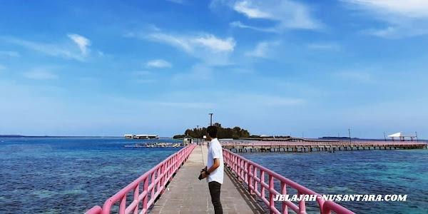 destinasi wisata open trip pulau tidung