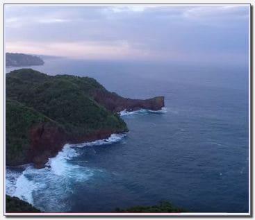Gambar Pemandangan Alam di Pantai Sedahan