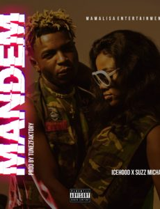 ICEHOOD – MANDEM ft. SUZZ MICHAS (AUDIO+VIDEO)