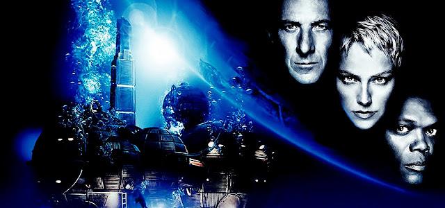 'Esfera' de Michael Crichton está sendo adaptada como série da HBO