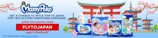 MAMYPOKO Fly To Japan Promo