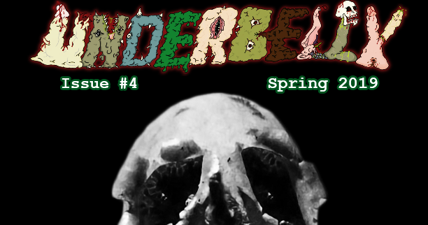 Image result for underbelly magazine #4