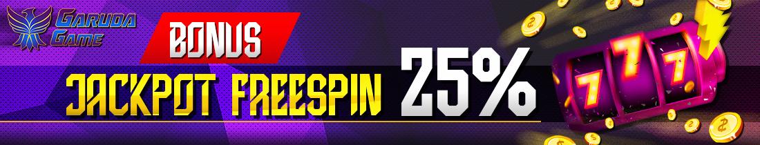 Event Bonus Freespin