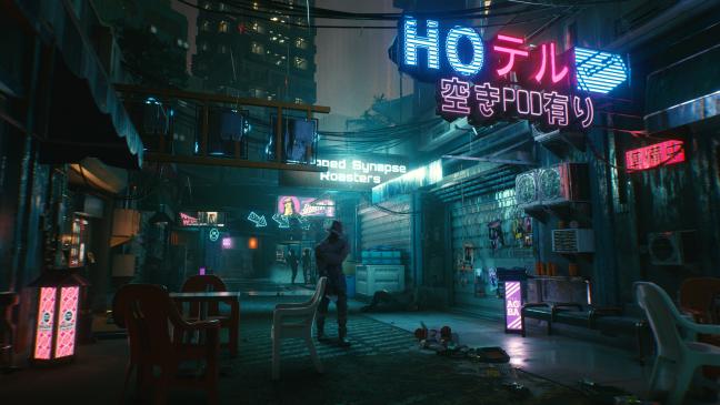 6th place: Cyberpunk 2077 (next-gen & DLCs)