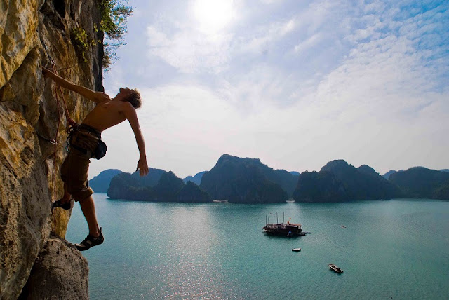 Experience adventurous trekking on Cat Ba Island 2