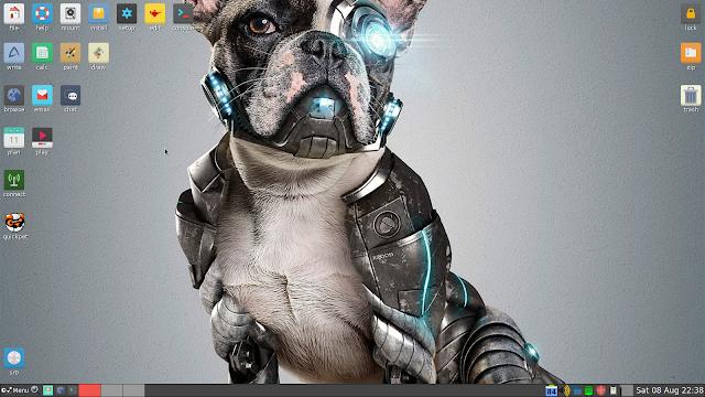 Puppy Linux - Distribución para máquinas Antiguas en 2020