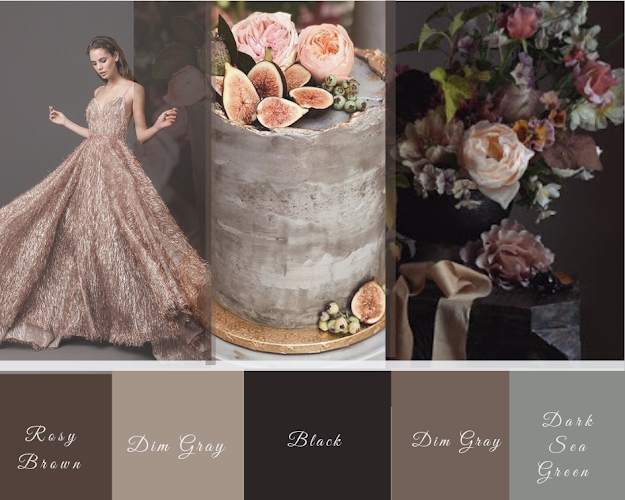 Before you start planning your wedding, we suggest getting a mood board - Wedding Soiree Blog by K'Mich, Philadelphia's premier resource for wedding planning and inspiration