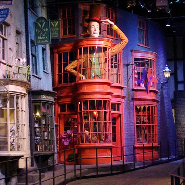 Harry Potter: Warner Bros. Studio