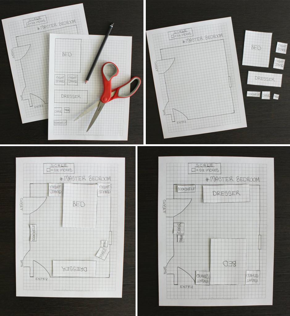 Cómo dibujar el plano a escala de una habitación_8