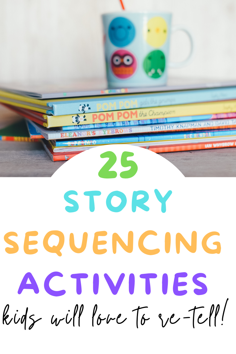 story sequencing activities
