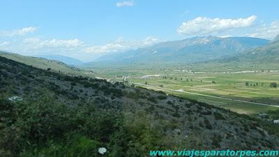 Viaje al sur de Albania, 3º parte