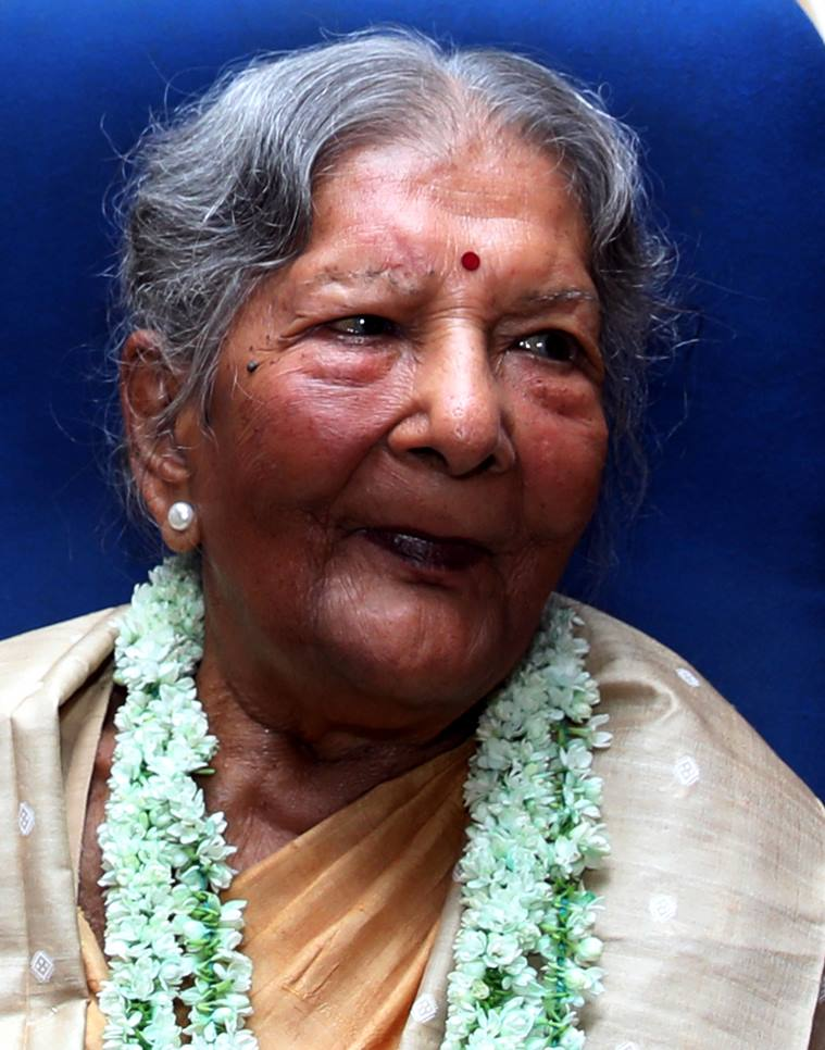 Amala Shankar On Her 100 Birthday
