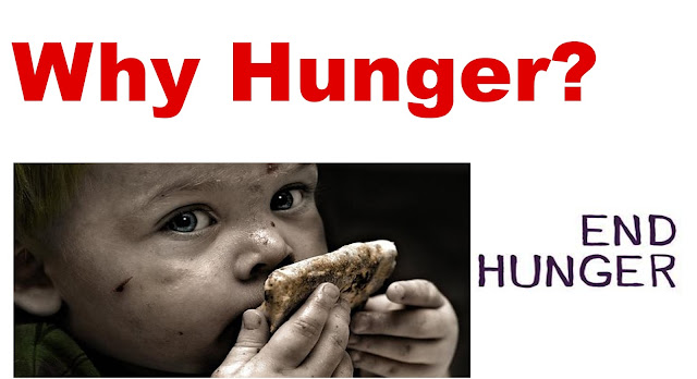 Reasons For Hunger And Poverty