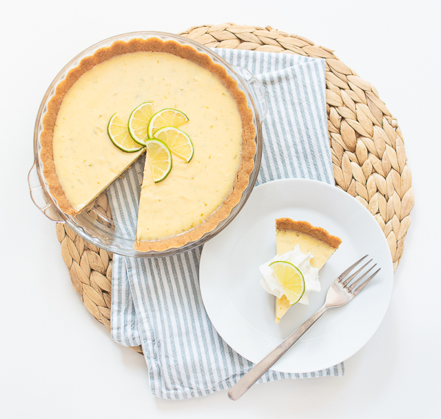 The BEST Key Lime Pie Recipe!