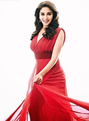 Madhuri Dixit is sure a Goddess among mortals.