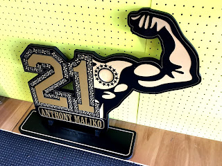 21st key